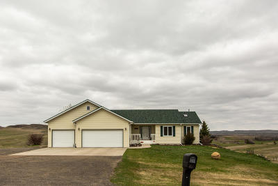 Mandan Single Family Home For Sale: 2199 Sommer Drive N