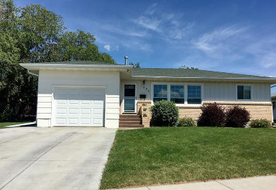 Bismarck Single Family Home For Sale: 1935 N 6th Street