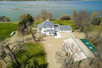 Washburn Single Family Home For Sale: 1235 Riverside Lane