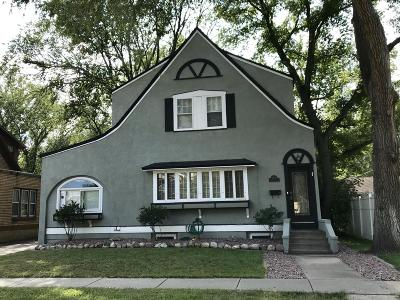 Bismarck Single Family Home For Sale: 614 1st Street