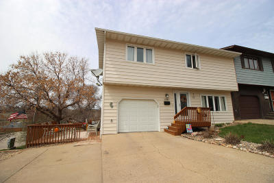 Mandan Single Family Home For Sale: 1101 6th Avenue NW