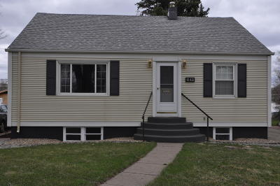 Bismarck Single Family Home For Sale: 1142 4th Street