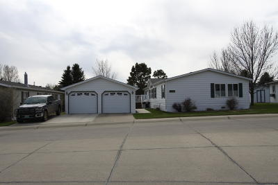 Bismarck Single Family Home For Sale: 4406 Lafayette Dr Drive