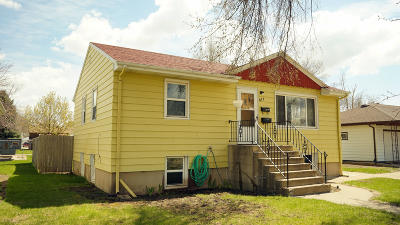 Bismarck Single Family Home For Sale: 617 22nd Street
