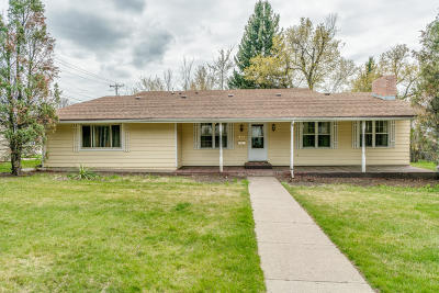 Bismarck Single Family Home For Sale: 805 W Ave C W