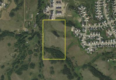 Mandan Residential Lots & Land For Sale: Off Of 19th Street SE