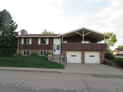 Mandan Single Family Home For Sale: 806 Custer Drive
