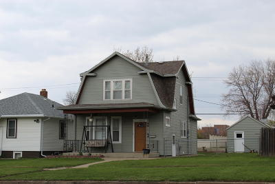 Bismarck Single Family Home For Sale: 414 N 12th Street