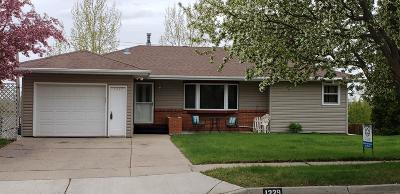 Bismarck Single Family Home For Sale: 1229 Highland Acres Road