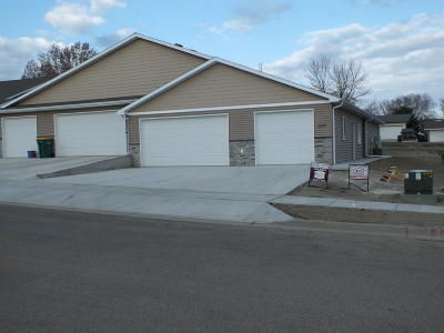 Mandan Single Family Home For Sale: 2609 7th Avenue NW