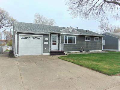 Bismarck Single Family Home For Sale: 1317 N 11th Street