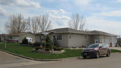 Washburn Single Family Home For Sale: 1122 Sidney Road