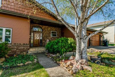 Bismarck Single Family Home For Sale: 521 Aspen Avenue
