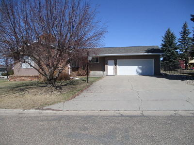 Washburn Single Family Home For Sale: 220 Coulee Drive