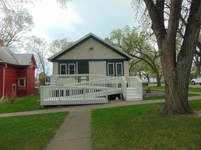 Bismarck Single Family Home For Sale: 522 11th Street