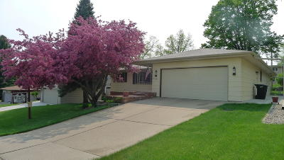 Bismarck Single Family Home For Sale: 1238 Coulee Road