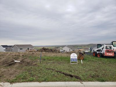 Mandan Residential Lots & Land For Sale: 4609 Crown Point Road NW