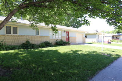 Bismarck Single Family Home For Sale: 1616 Omaha Drive