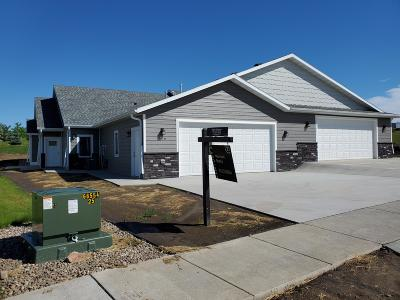Bismarck Single Family Home For Sale: 606 Nelson Drive