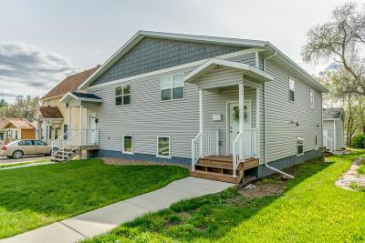 Mandan Single Family Home For Sale: 807 5th Avenue NW #B