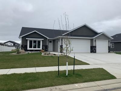 Bismarck Single Family Home For Sale: 3825 Leighton Drive