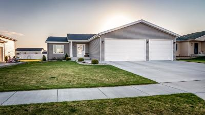 Bismarck Single Family Home For Sale: 3330 Butterfield Drive
