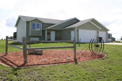Bismarck Single Family Home For Sale: 6907 Beaver Creek Road
