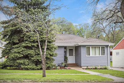 Bismarck Single Family Home For Sale: 1325 N 16th Street