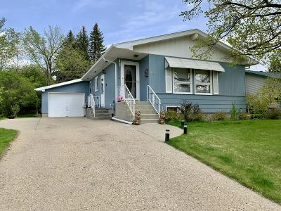 Mandan Single Family Home For Sale: 602 10th Avenue NW