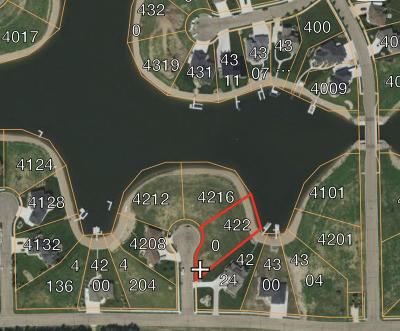 Bismarck, Mandan Residential Lots & Land For Sale: 4220 Bayfront Place SE