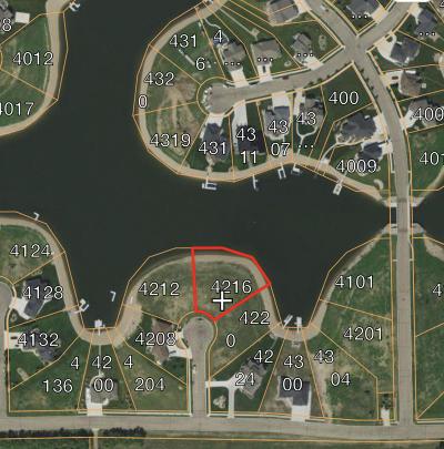 Bismarck, Mandan Residential Lots & Land For Sale: 4216 Bayfront Place SE