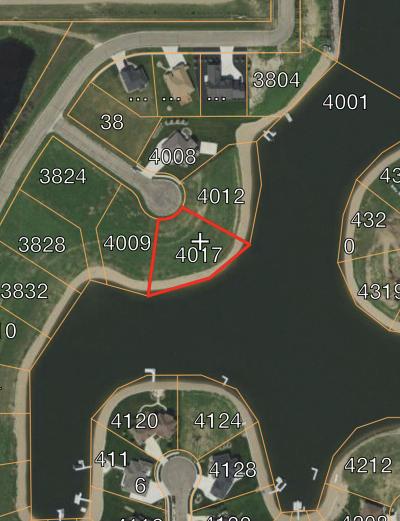 Bismarck, Mandan Residential Lots & Land For Sale: 4017 Beachfront Place SE