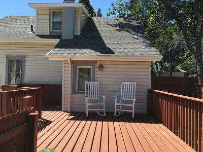 Bismarck Single Family Home For Sale: 519 16th St Street