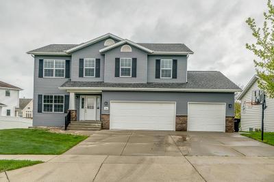 Bismarck Single Family Home For Sale: 1266 Eagle Crest Loop