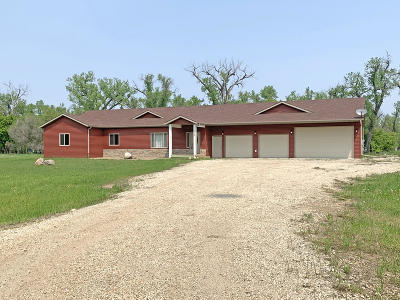 Single Family Home For Sale: 5728 Olive Tree Drive