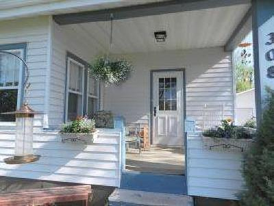 Beulah, Hazen Single Family Home For Sale: 308 2nd St Nw Street