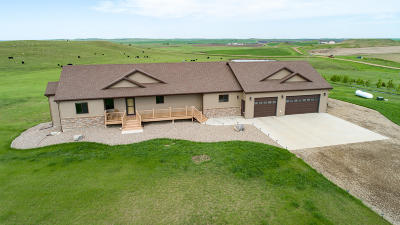 Mandan Single Family Home For Sale: 3272 36th Street