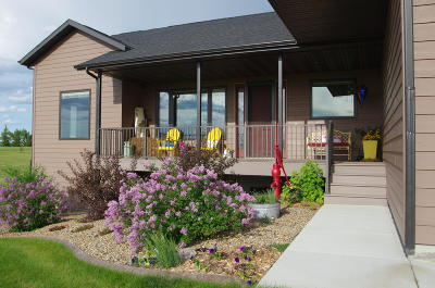 Mandan Single Family Home For Sale: 802 Sunflower Lane SW