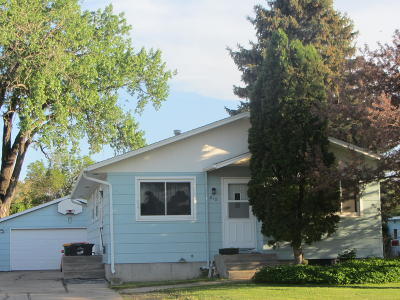 Bismarck Single Family Home For Sale: 813 Lincoln Avenue