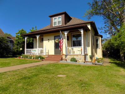 New Salem Single Family Home For Sale: 207 4th Street N
