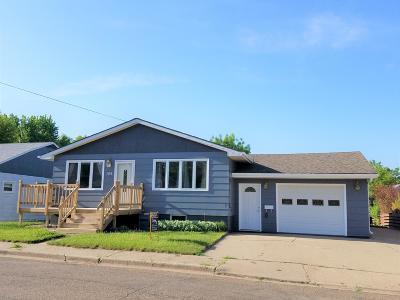 Beulah Single Family Home For Sale: 105 Fair Street SE