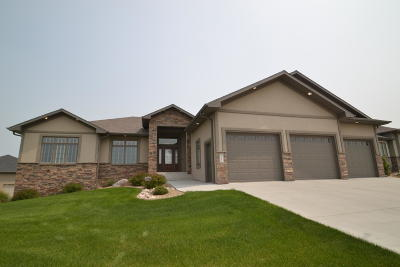 Bismarck Single Family Home For Sale: 3403 Promontory Drive