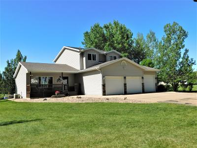 Bismarck Single Family Home For Sale: 6440 Sully Drive