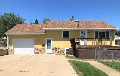 Mandan Single Family Home For Sale: 204 7th Street NW