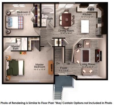 Mandan Single Family Home For Sale: 4608 Nova Avenue NW