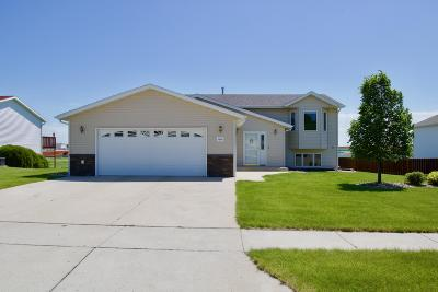 Bismarck Single Family Home For Sale: 1001 N 35th Street