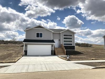 Mandan Single Family Home For Sale: 403 Cobblestone Loop SW