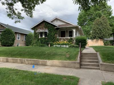 Bismarck Single Family Home For Sale: 817 10th Street