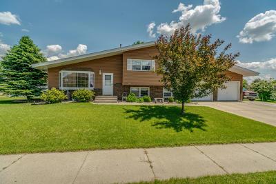 Bismarck Single Family Home For Sale: 1715 Xavier Street