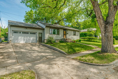 Bismarck Single Family Home For Sale: 1614 Laforest Avenue